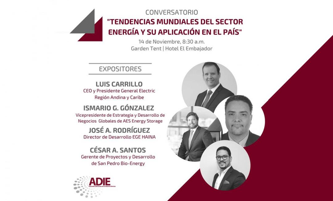 ADIE reunirá a un grupo de expertos para discutir el futuro de la industria eléctrica.