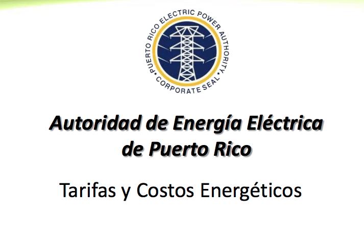 Sonia Miranda Vega – Directora de Planificación de AEE  Puerto Rico