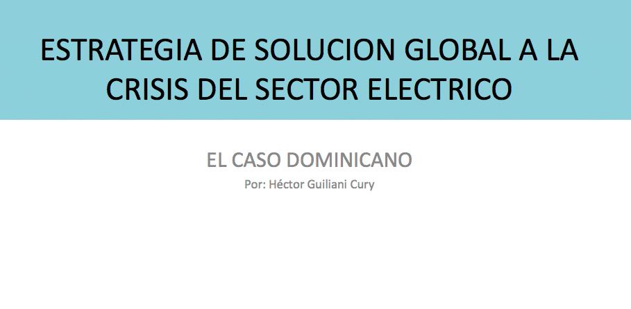 Hector Guiliani - Estrategia Solución Crisis SE .pdf