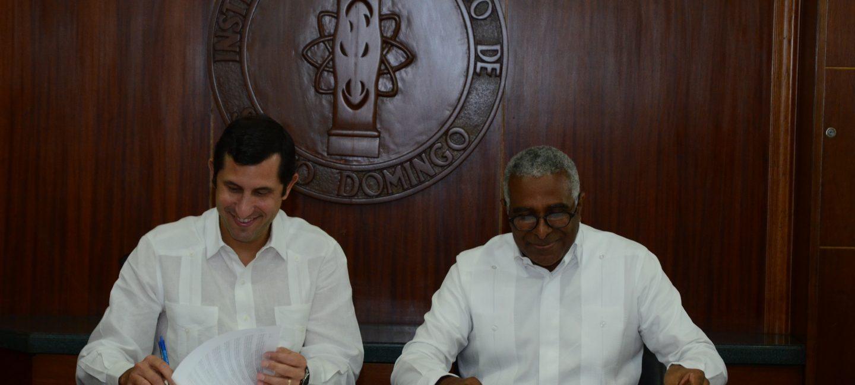 INTEC y ADIE firman acuerdo