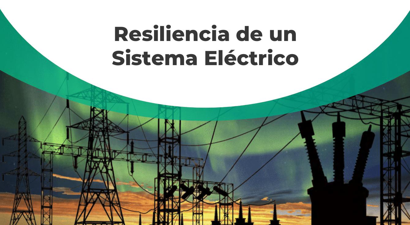 Resilencia de un sistema eléctrico