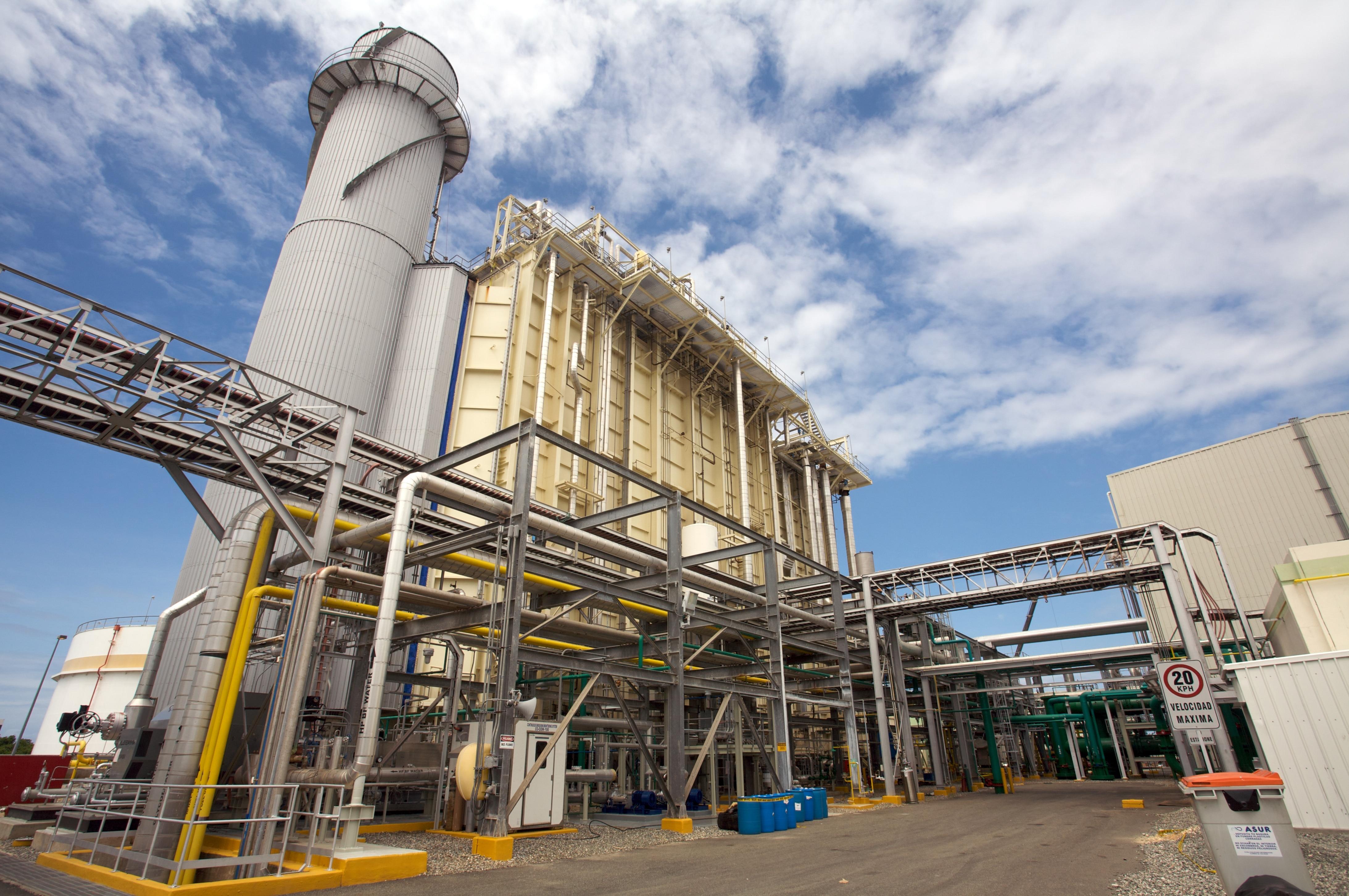 Entrada de AES Andrés y operaciones de Larimar II aumentarán disponibilidad de energía