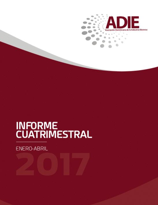Informe Cuatrimestral ene-abr 2017